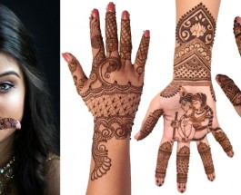 Beautiful Karwa Chauth Mehndi Designs For Beautiful Ladies