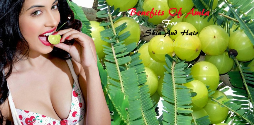Benefits Of Amla For Skin And Hair