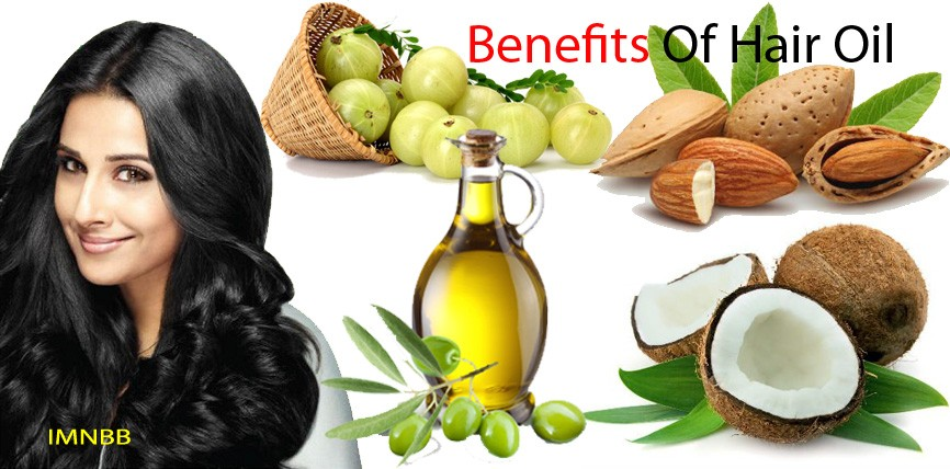 Amazing Benefits Of Hair Oil