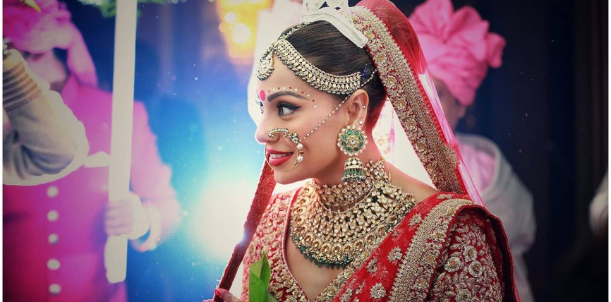 Secret Revealed: 7 Simple Steps to Attain Bridal Look of Bipasha Basu