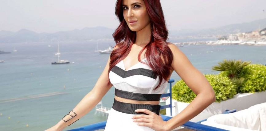 Cannes 2015: Katrina Kaif Makes Her Debut Appearance!