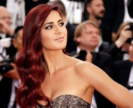 Katrina Kaif's Day 1 – Look At The Cannes Film Festival 2015