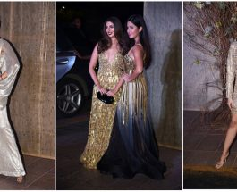 Celebrities Wearing Metallics This Party Season, Celebrity Looks & Outfits