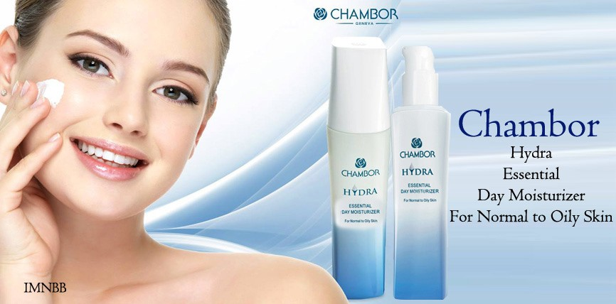 Chambor Hydra Essential Day Moisturizer Normal To Oily Skin Review