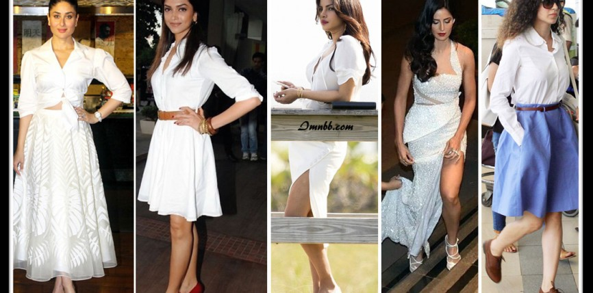 Celeb Style: Bollywood Keeps it Light in 'White'!