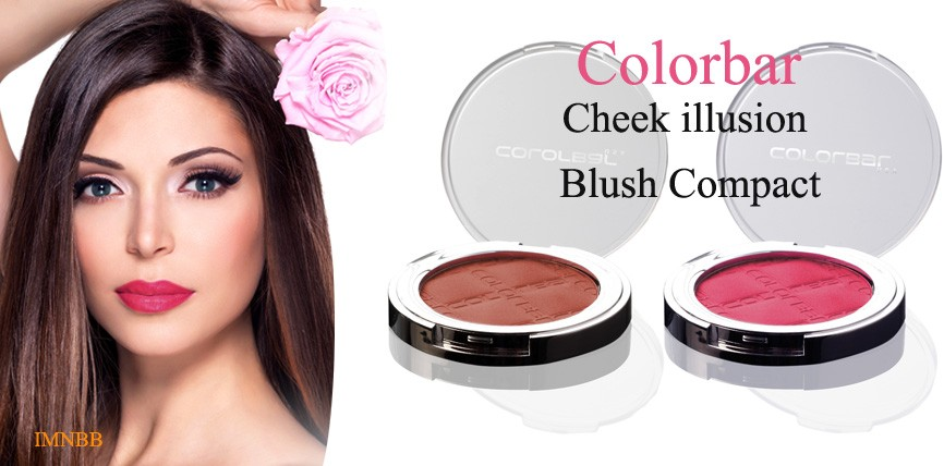 Colorbar Cheek illusion Blush Compact Review