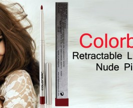 Colorbar Retractable Lip Liner – Nude Pink Review