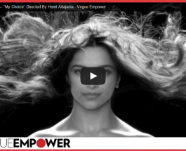 "Deepika Padukone – ""My Choice"" Short Film On Women Empowerment"