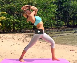 Easy Yoga For Beginners – Full Body Gentle Flow