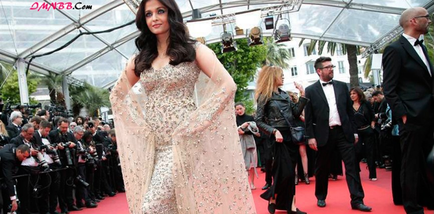Cannes Film Festival 2016: Aishwarya Rai Bachchan Looks Stunning in A Golden Ali Younes Couture Gown