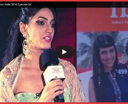 FBB Femina Miss India 2014 Episode 4