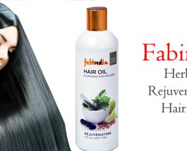 Fabindia Herbal Rejuvenating Hair Oil Review