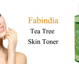 Fabindia Tea Tree Skin Toner Review