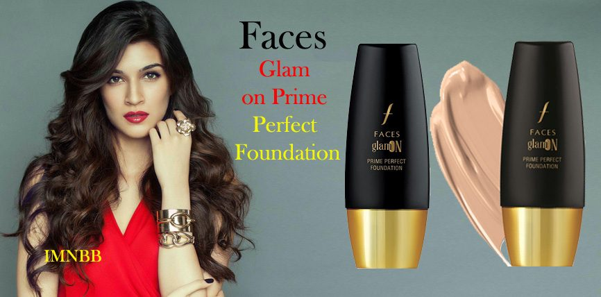 Faces Glam on Prime Perfect Foundation Review