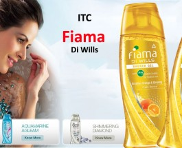Fiama Di Wills Brazilian Orange And Ginseng Shower Gel Review