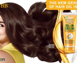 Garnier Fructis Oil In Cream Review
