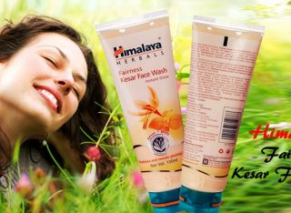Himalaya Fairness Kesar Face Wash Review