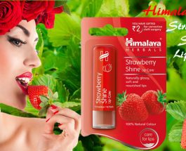 Himalaya Herbals Strawberry Shine Lip Care Review