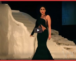 Kareena Kapoor Walks The Ramp For Gaurav Gupta at Lakmé Fashion Week