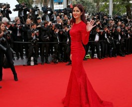 Cannes Film Festival 2015: Katrina Kaif 's Second Red Carpet Look