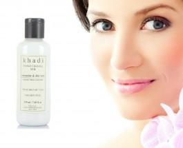 Khadi Cleansing Milk Review