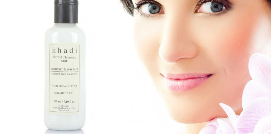 Khadi Cleansing Milk Review