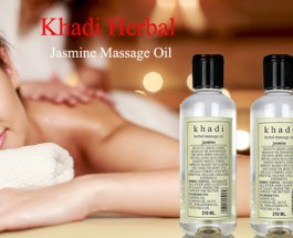 Khadi Herbal Jasmine Massage Oil Review