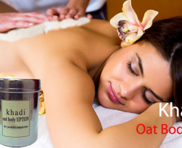Khadi Oat Body Upton Review