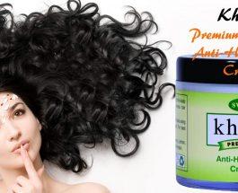 Khadi Premium Herbal Anti-Hair Loss Cream Review