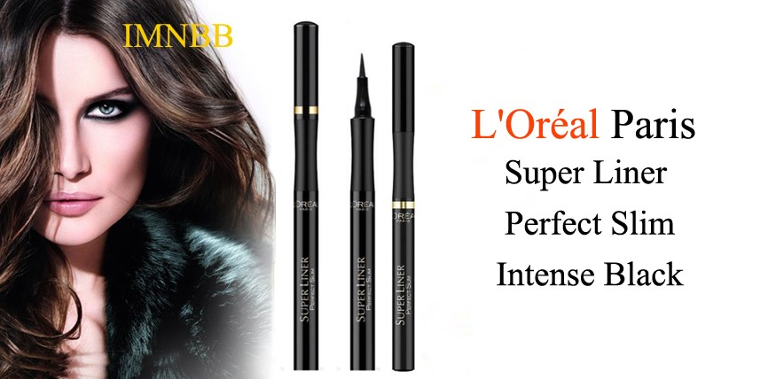 L'Oréal Paris Super Liner Perfect Slim – Intense Black Review