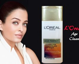 L'Oreal Paris Age Perfect Cleansing Milk Review