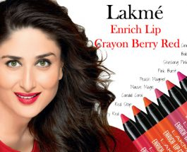 Lakme Enrich Lip Crayon Berry Red Review