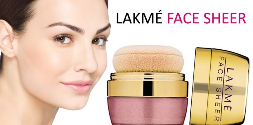 Lakme Face Sheer Highlighter Desert Rose Review