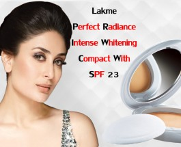 Lakme Perfect Radiance Intense Whitening Compact with SPF 23 Review