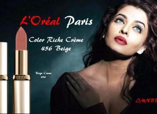L'Oréal Paris Color Riche Beige Crème 456 Review