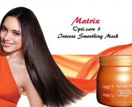 Matrix Opti.care Intense Smoothing Mask Review