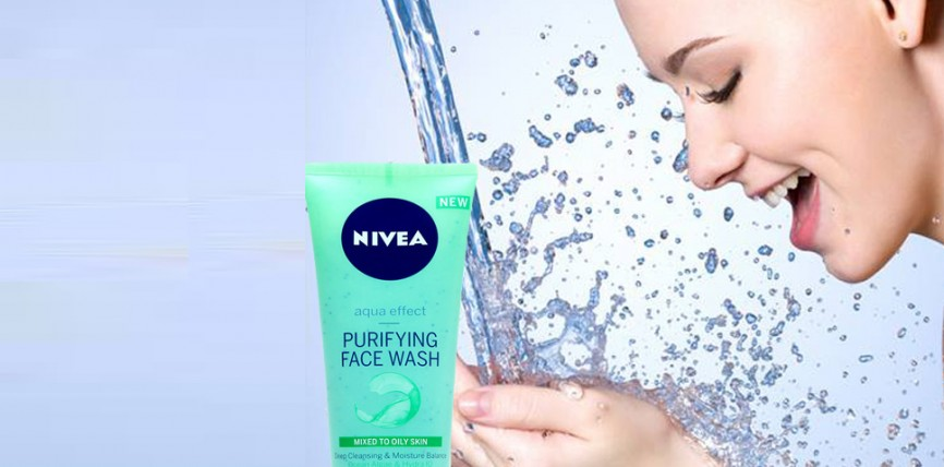 Nivea Aqua Effect Purifying Face Wash Review