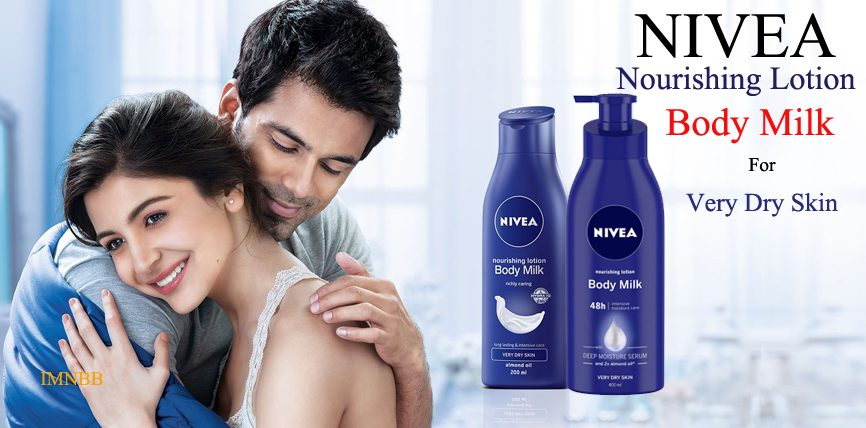 Nivea Nourishing Lotion Body Milk for Very Dry Skin Review