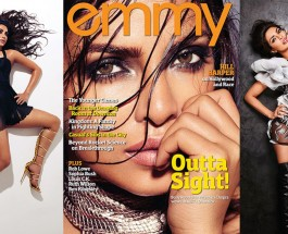 Priyanka Chopra Hot Photoshoot Emmy Magazine June 2016