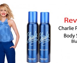 Revlon Charlie Perfume Body Spray Blue Review