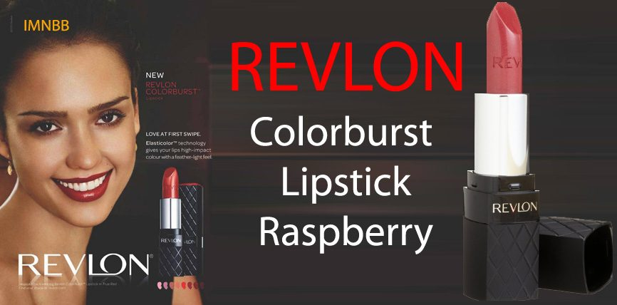 Revlon Colorburst Lipstick – Raspberry Review