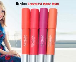 Revlon Colorburst Matte Balm Review