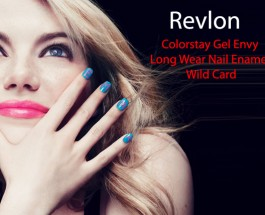 Revlon Colorstay Gel Envy Long Wear Nail Enamel – Wild Card Review