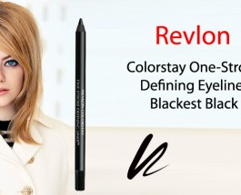 Revlon Colorstay One-Stroke Defining Eyeliner – Blackest Black Review