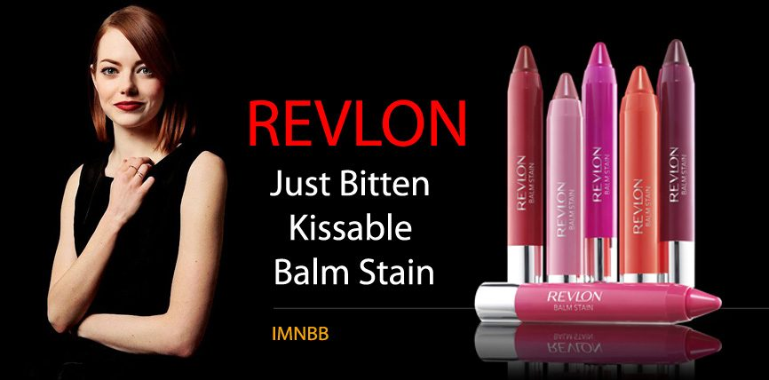 Revlon Just Bitten Kissable Balm Stain Review