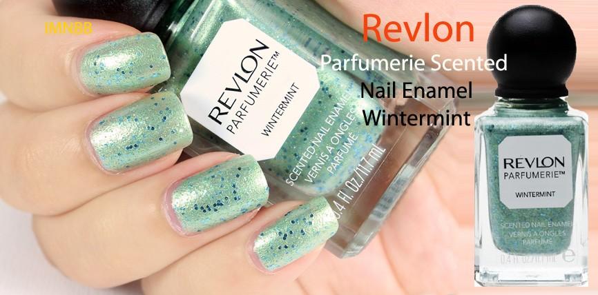 Revlon Parfumerie Scented Nail Enamel – Wintermint Review