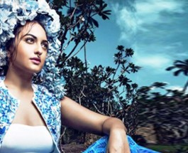 Sonakshi Sinha As The Boho Bride On Harper's Bazaar Bride Magazine