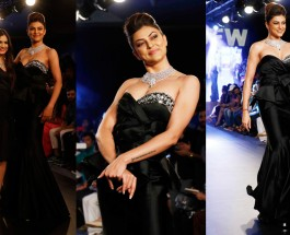 Sushmita Sen The Stunner at IBFW 2015