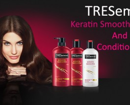 TRESemmé Keratin Smooth Shampoo And Conditioner Review