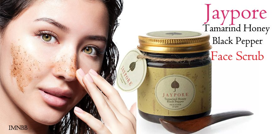 Tamarind Honey Black Pepper Face Scrub By Jaypore Review